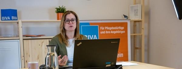Online-Vortrags des BIVA-Pflegeschutzbundes