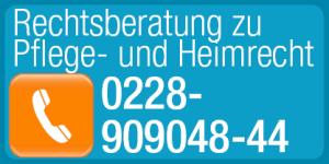 BIVA-Hotline zu Pflege- und Heimrecht