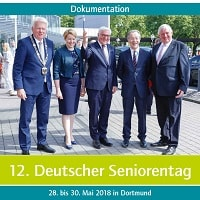 Cover Dokumentation 12. Deutscher Seniorentag