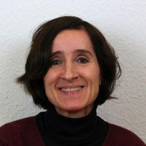 Porträt Regionalbeauftragte Helga Frey