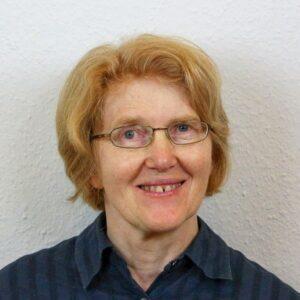 Porträt Regionalbeauftragte Elisabeth Volmert