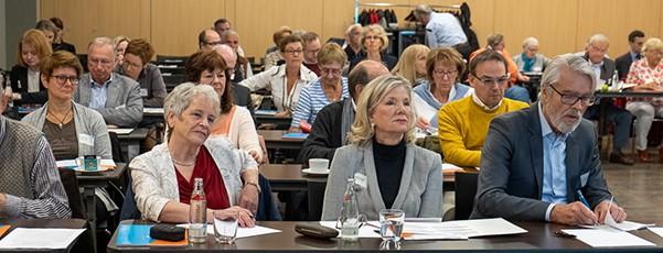 Blick ins Publikum der Fachtagung 2019