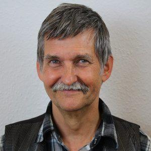 Porträt Regionalbeauftragter Frank Spade