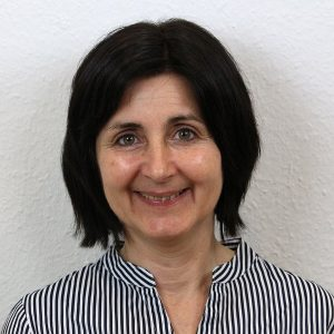 Porträt Regionalbeauftragte Edith Heilenmann