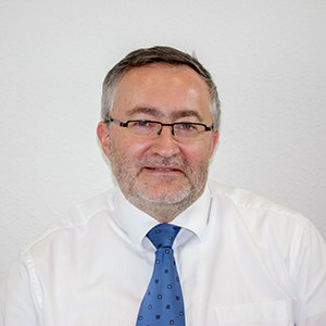 Porträt Regionalbeauftragter Marcus Rasim