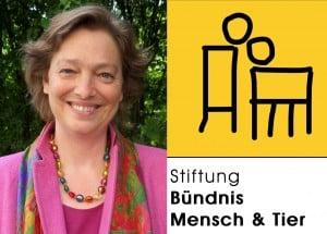Dr. Carola Otterstedt, Logo Bündnis Mensch und Tier