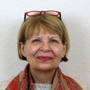 Porträt Regionalbeauftragte Ursula Steinacker