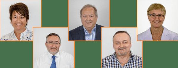 Fotos der neuen BIVA-Regionalbeauftragten