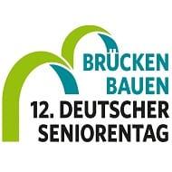 Logo 12. Deutscher Seniorentag