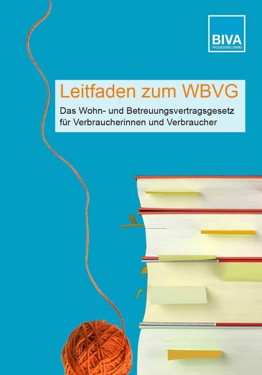 Cover WBVG-Leitfaden