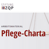 Screenshot Arbeitsmaterial Pflegecharta